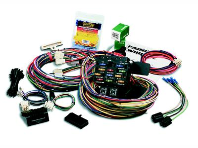 12 circuit race car wiring kit p50002 at the chassis shop
