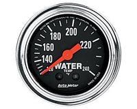2433 - 2-1/16 in. TRADITIONAL WATER TEMPERATURE GAUGE