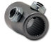 "C42-403 - SPLINED COUPLER 9/16-26 SPLINE, 3/4"" BORE"