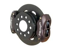 140-5367 - DUAL CALIPER REAR DISC BRAKE KIT WITH SOLID ROTORS
