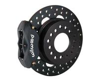 140-0264-D - DRAG REAR DISC BRAKE KIT WITH DRILLED ROTORS